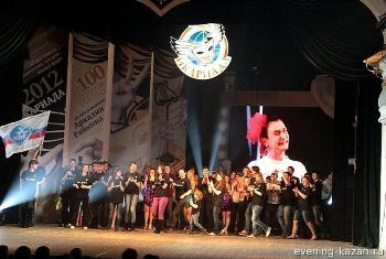 Театр МАИ «Фауст» на фестивале «Икариада» в Казани