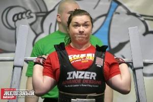 Валерия Щеглова — чемпионка России!