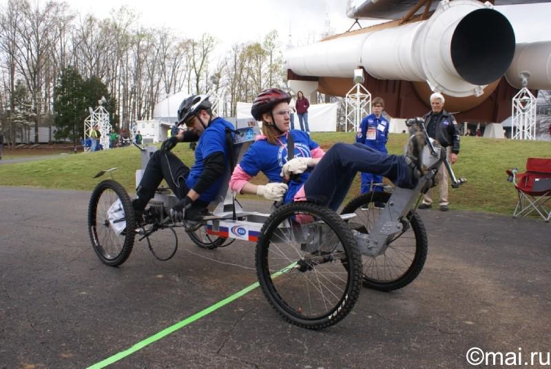 Студенты МАИ готовятся к гонкам на луноходах в США